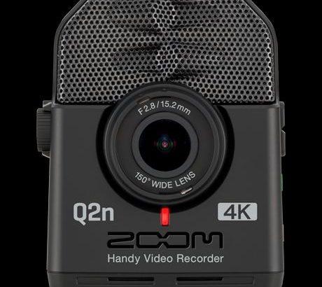 Zoom Q2n-4Kをこーた